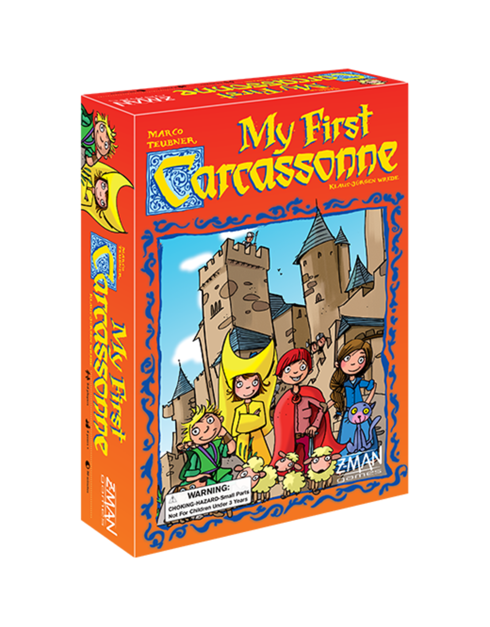 zman games My First Carcassonne