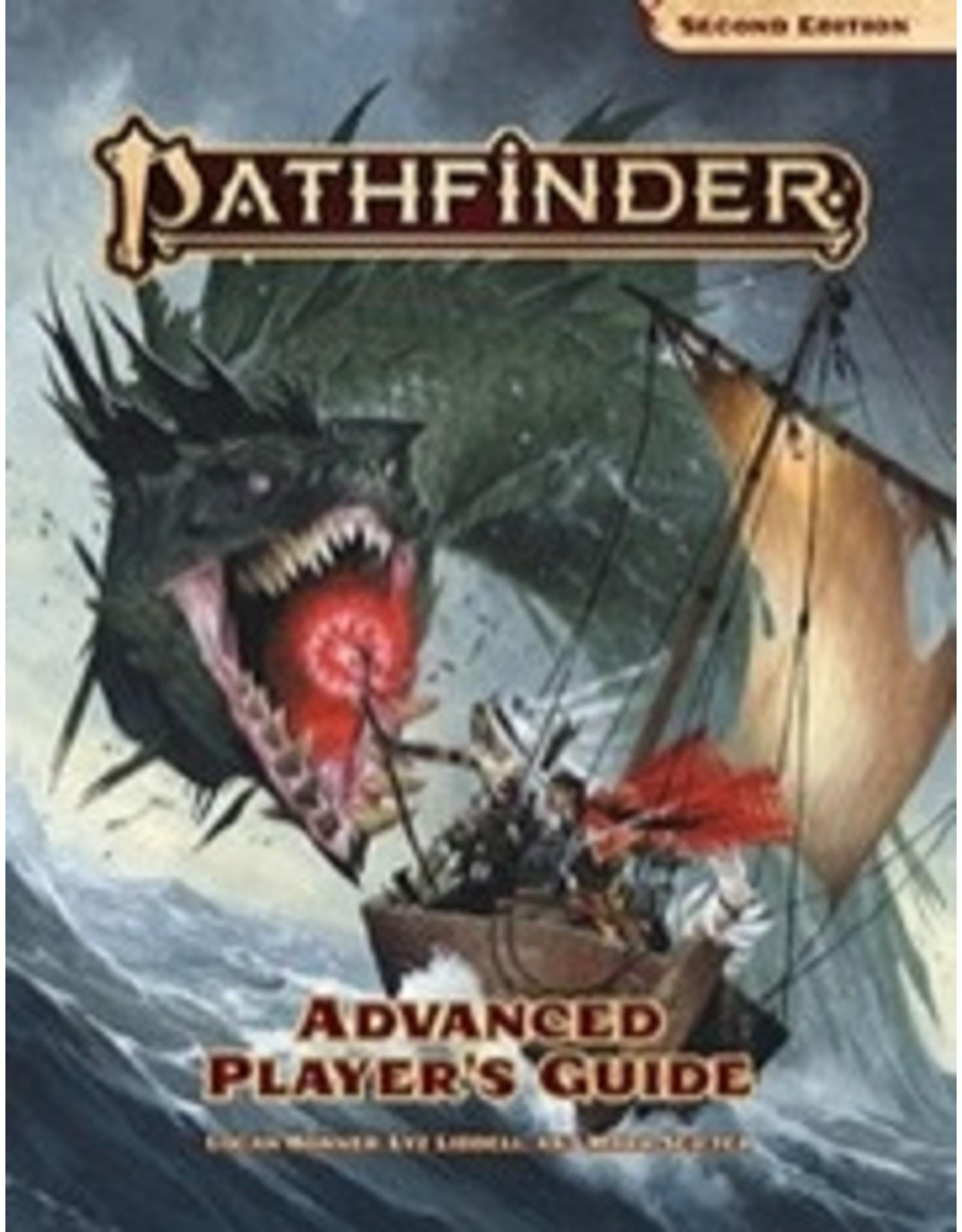 Paizo Pathfinder 2E - Advanced Players Guide
