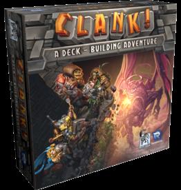 Renegade Game Studios Clank!: A Deck-Building Adventure