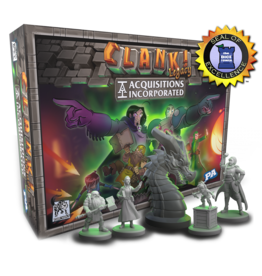 Direwolf Clank!: Legacy Acquisitions Incorporated