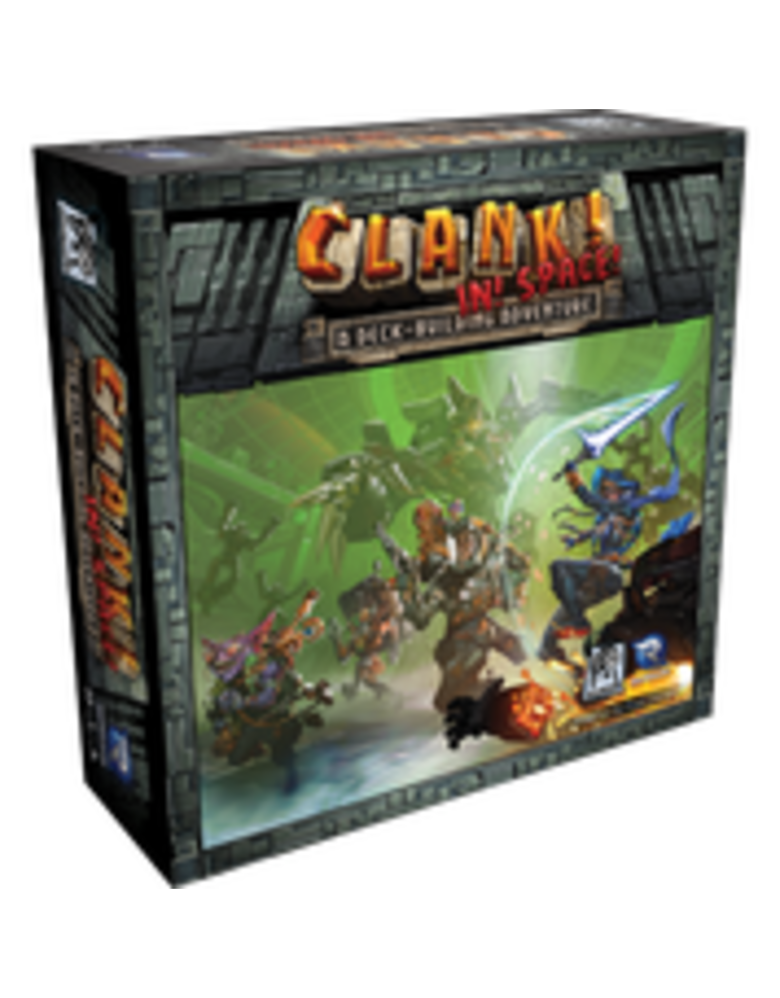 Renegade Game Studios Clank In Space!