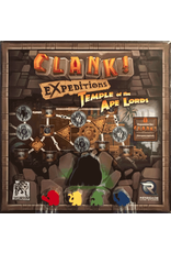 Renegade Game Studios Clank!: Expeditions Temple of the Ape Lords