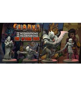 Renegade Game Studios Clank!: Acquisitions Incorporated - The C Team Pack
