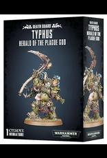 Warhammer 40K WH40K Typhus-Herald of the Plague God