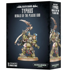 Warhammer 40K WH40K Typhus-Herald of the Plague God