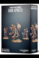Warhammer 40K WH40K Chaos Space Marines Dark Apostle