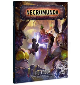 Games Workshop Necromunda Rulebook