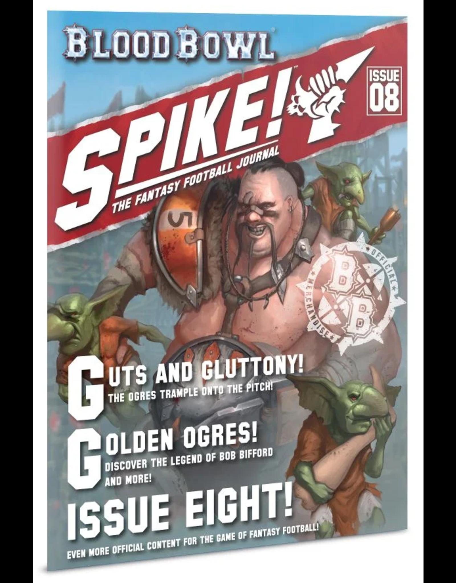 Warhammer Blood Bowl Spike Issue 08