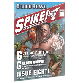 Warhammer Blood Bowl Spike Issue 08