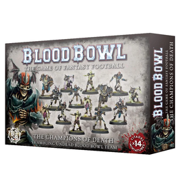 Warhammer Blood Bowl Team - Champions of Death
