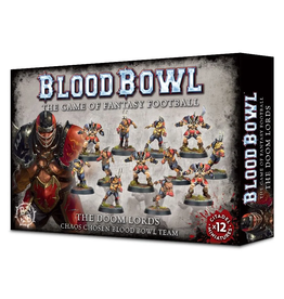 Warhammer Blood Bowl Team - Doom Lords