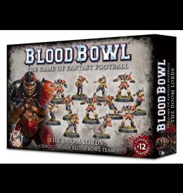 Warhammer Blood Bowl Team - Doom Lords
