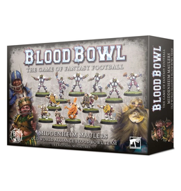 Warhammer Blood Bowl Team - Middenheim Maulers