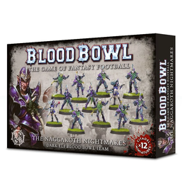 Warhammer Blood Bowl Team - Naggaroth Nightmares
