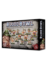 Warhammer Blood Bowl Team - Nugle's Rotters