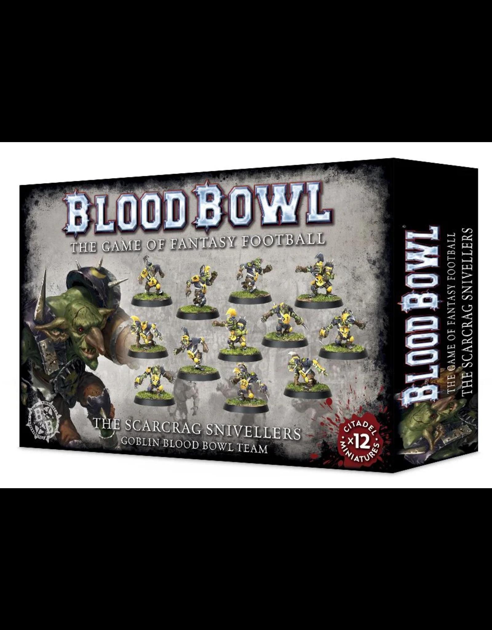 Warhammer Blood Bowl Team - Scarcrag Snivellers