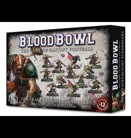 Warhammer Blood Bowl Team - Skavenblight Scramblers