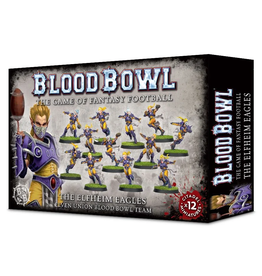 Warhammer Blood Bowl Team - The Elfheim Eagles