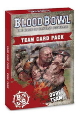 Warhammer Blood Bowl Team - Ogre Team Cards