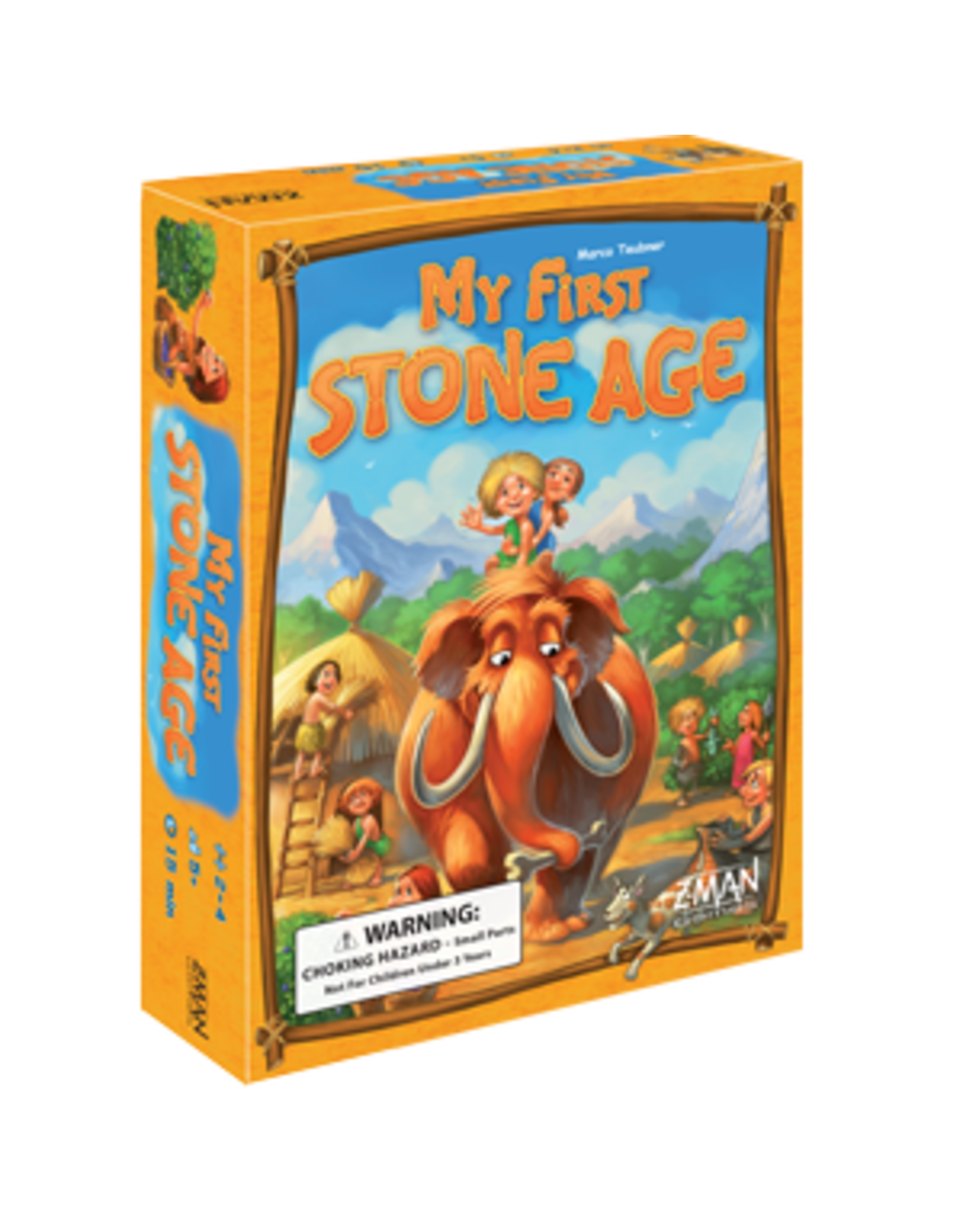 zman games My First Stone Age