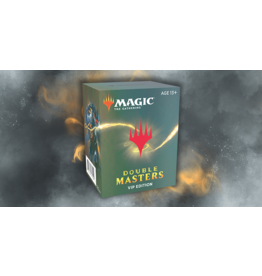 Wizards of the Coast MtG Double Masters Booster VIP Box
