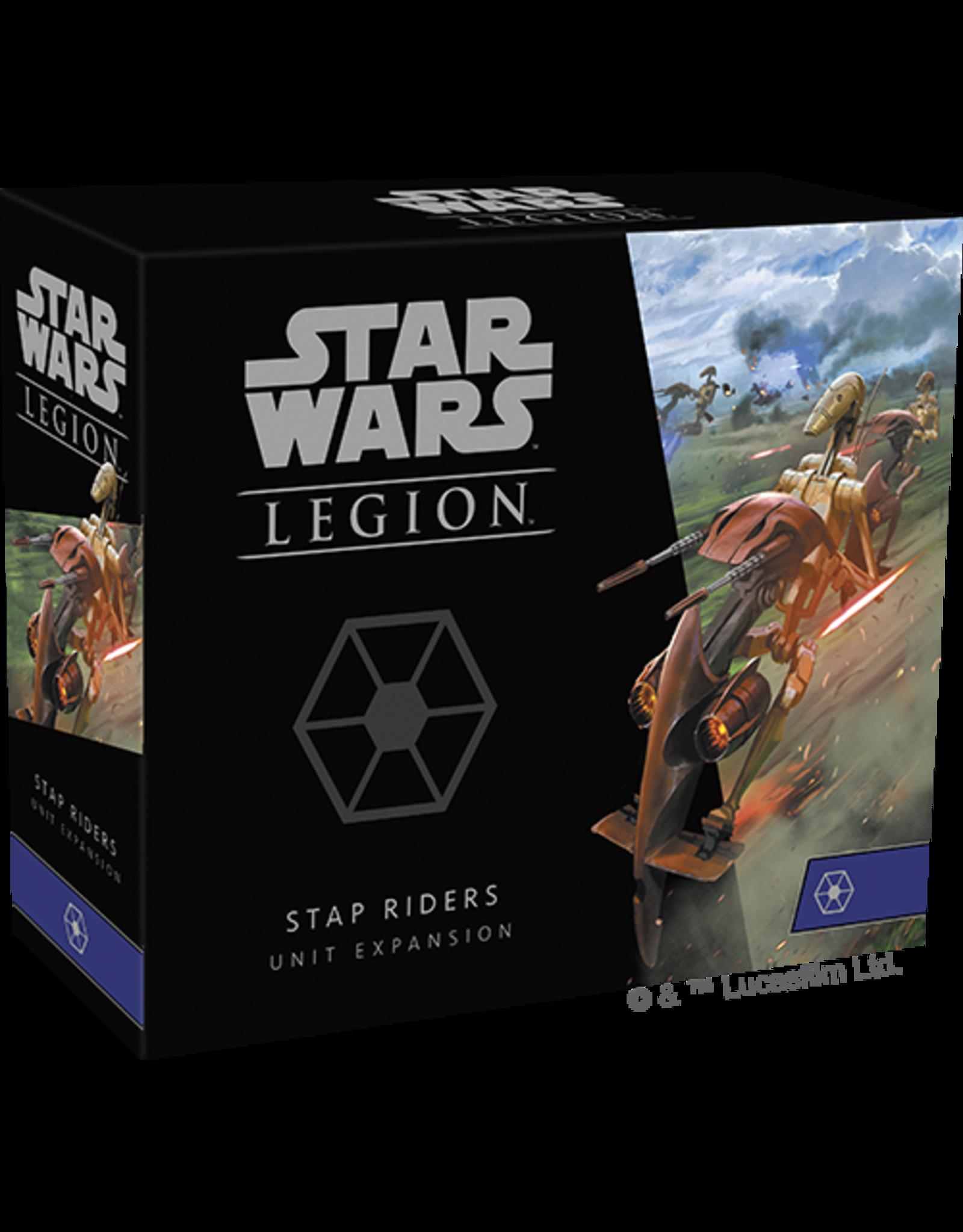 Fantasy Flight Games Star Wars Legion - STAP Riders Unit Expansion