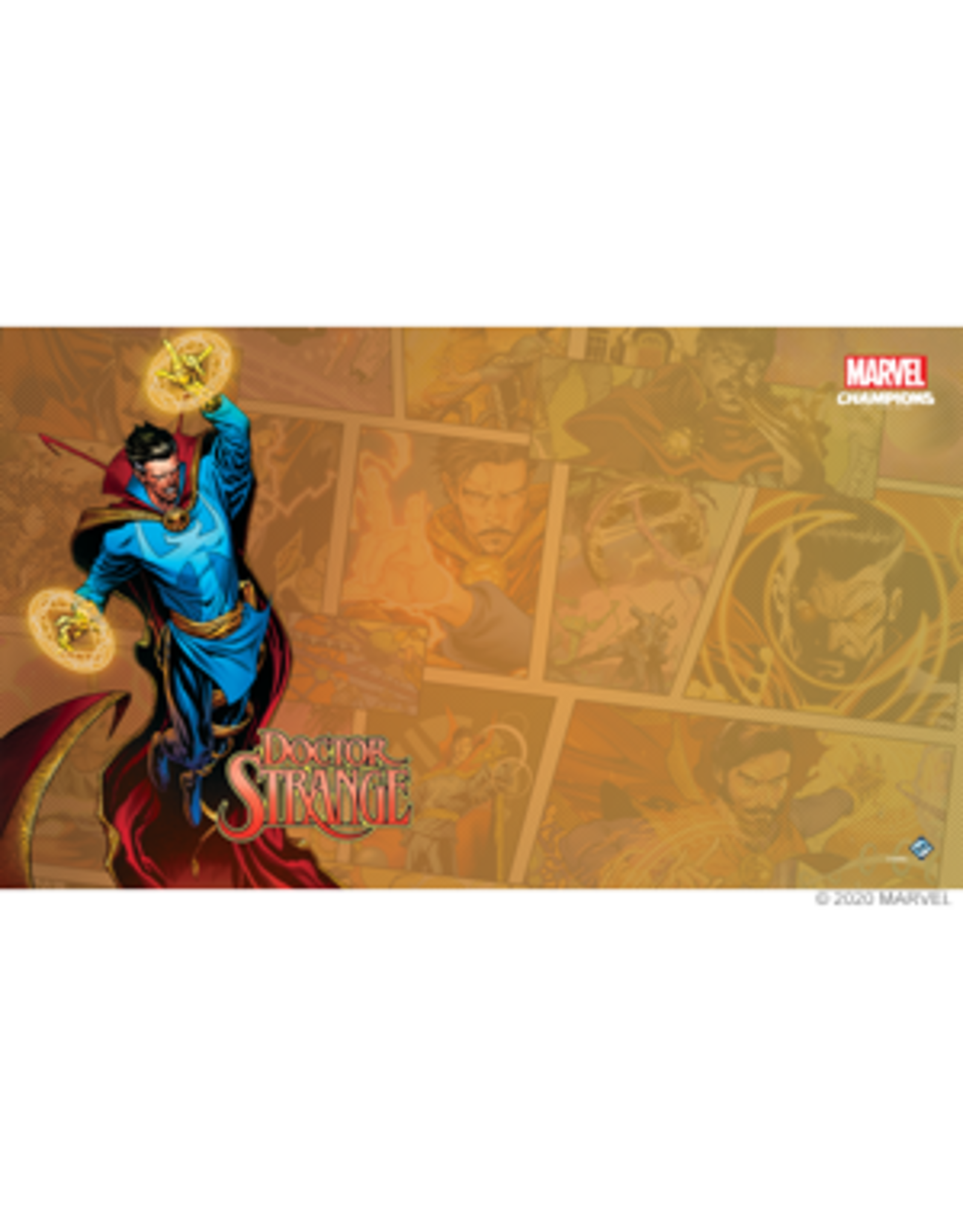 Fantasy Flight Games Marvel Champions Docter Strange Play Mat