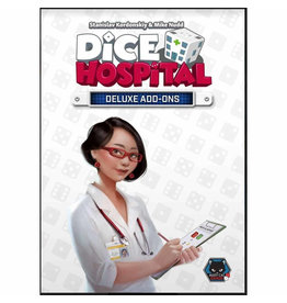 Alley Cat Games Dice Hospital Deluxe Add-Ons