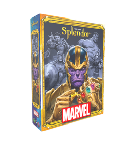 Space Cowboys Splendor Marvel