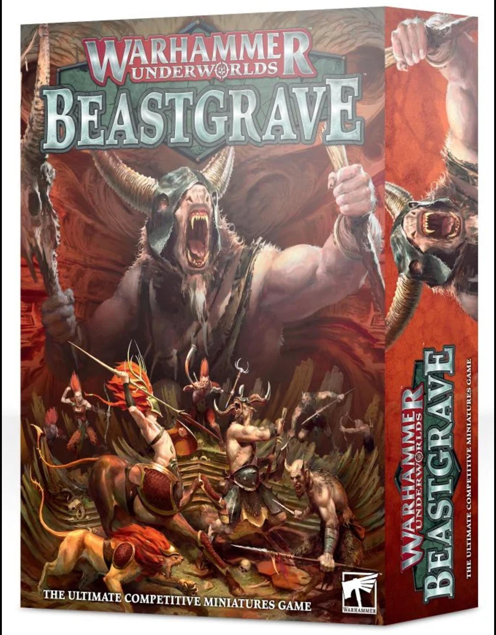 Games Workshop Warhammer Underworlds Beastgrave Core Set