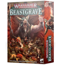 Games Workshop Warhammer Underworlds Beastgrave Core Set
