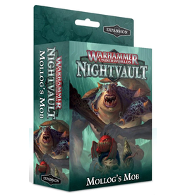 Games Workshop Warhammer Underworlds Nightvault Mollog's Mob