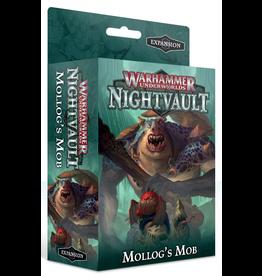 Games Workshop Warhammer Underworlds: Nightvault-Mollog's Mob