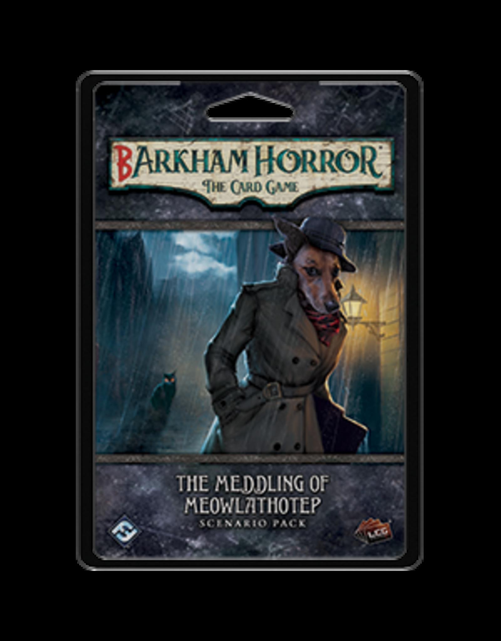 Fantasy Flight Games Barkham Horror: The Meddling of Meowlathotep