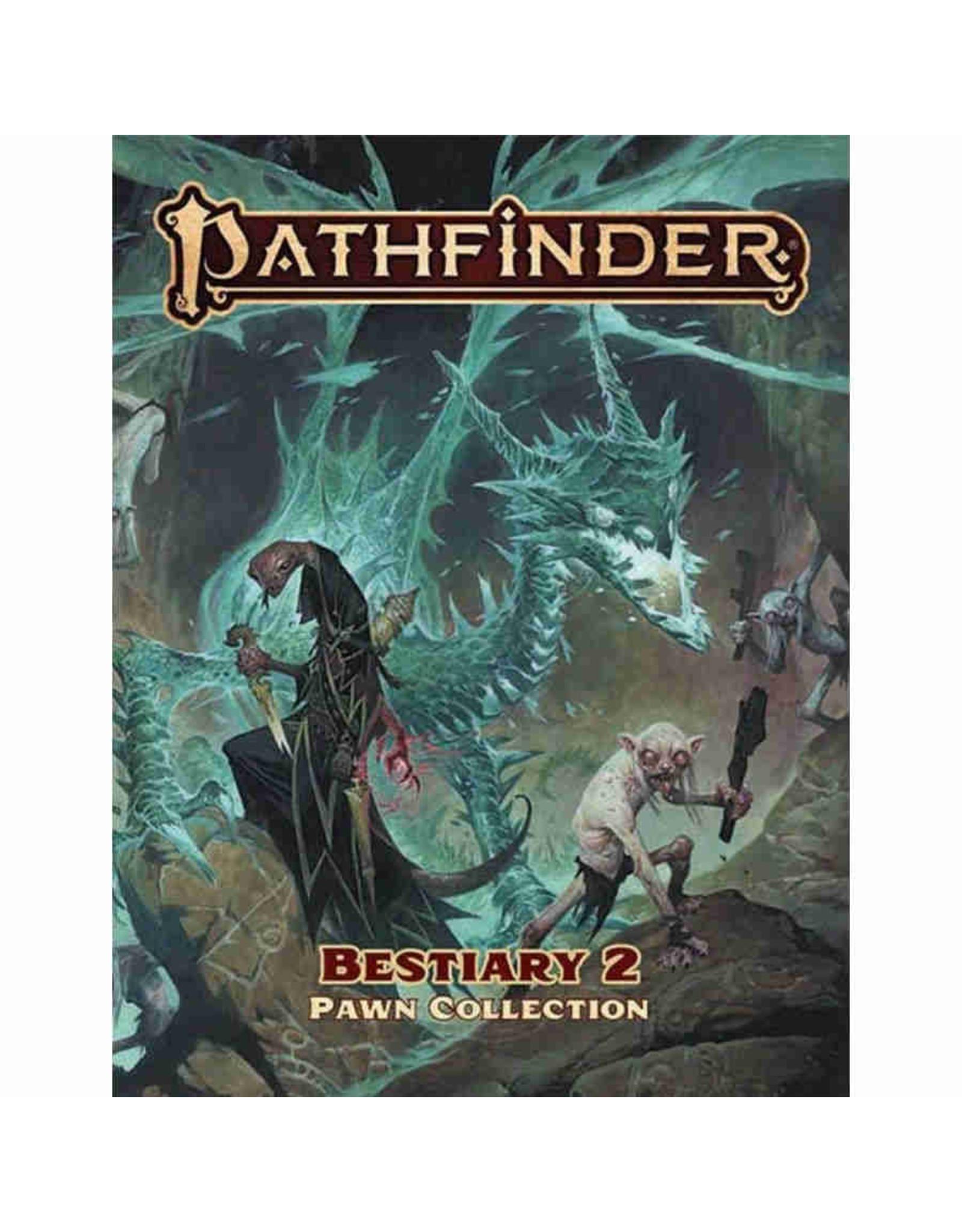 Paizo Pathfinder 2E Bestiary 2 Pawn Box