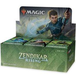 Wizards of the Coast MTG: Zendikar Rising Booster Box
