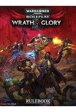Cubicle 7 Warhammer 40K Wrath & Glory RPG: Core Rulebook HC