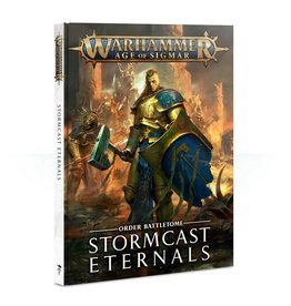 Games Workshop WHAoS Battletome - Stormcast Eternals