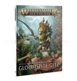 Games Workshop WHAoS Battletome - Gloomspite Gitz