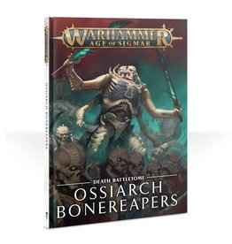 Warhammer AoS WHAoS Battletome - Ossiarch Bonereapers