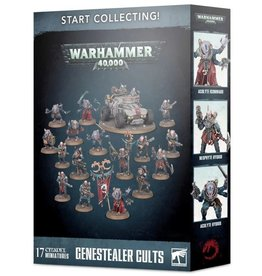 Warhammer 40K WH40K: Genestealer Cults Start Collecting