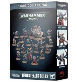 Warhammer 40K WH40K: Start Collecting Genestealer Cults