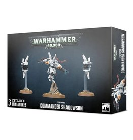 Games Workshop WH40K Tau Empire Commander Shadowsun