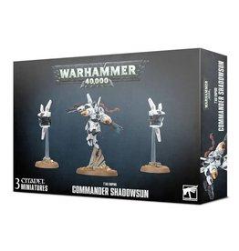 WH40K Tau Empire Commander Shadowsun