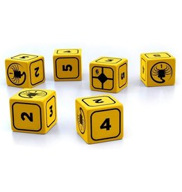 Free League Alien RPG Stress Dice