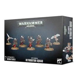 Warhammer 40K WH40K Retributor Squad