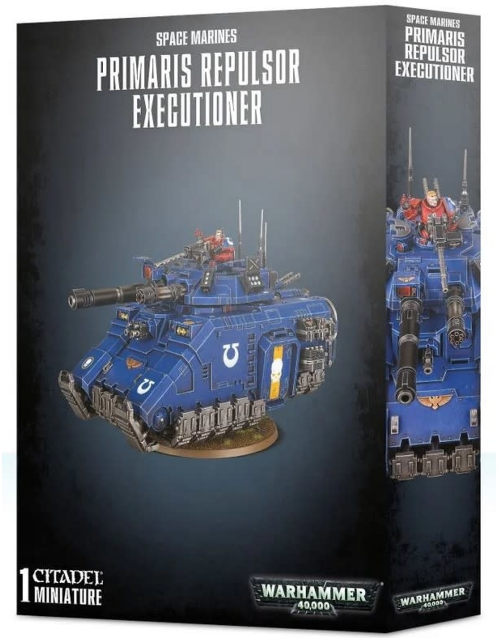 Warhammer 40K WH40K Primaris Repulsor Executioner