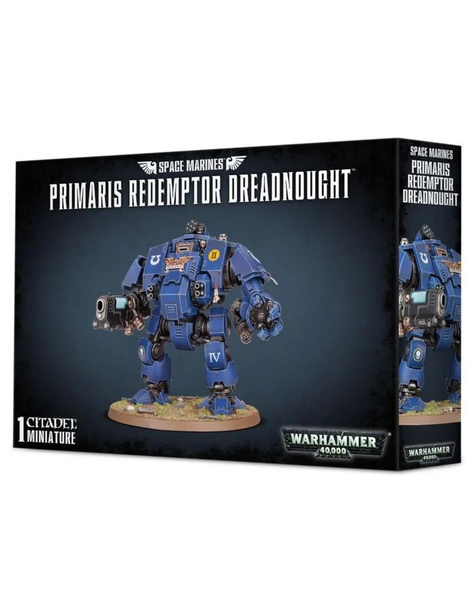Warhammer 40K WH40K Primaris Redemptor Dreadnaught