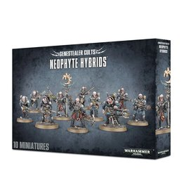 Games Workshop WH40K Neophyte Hybrids