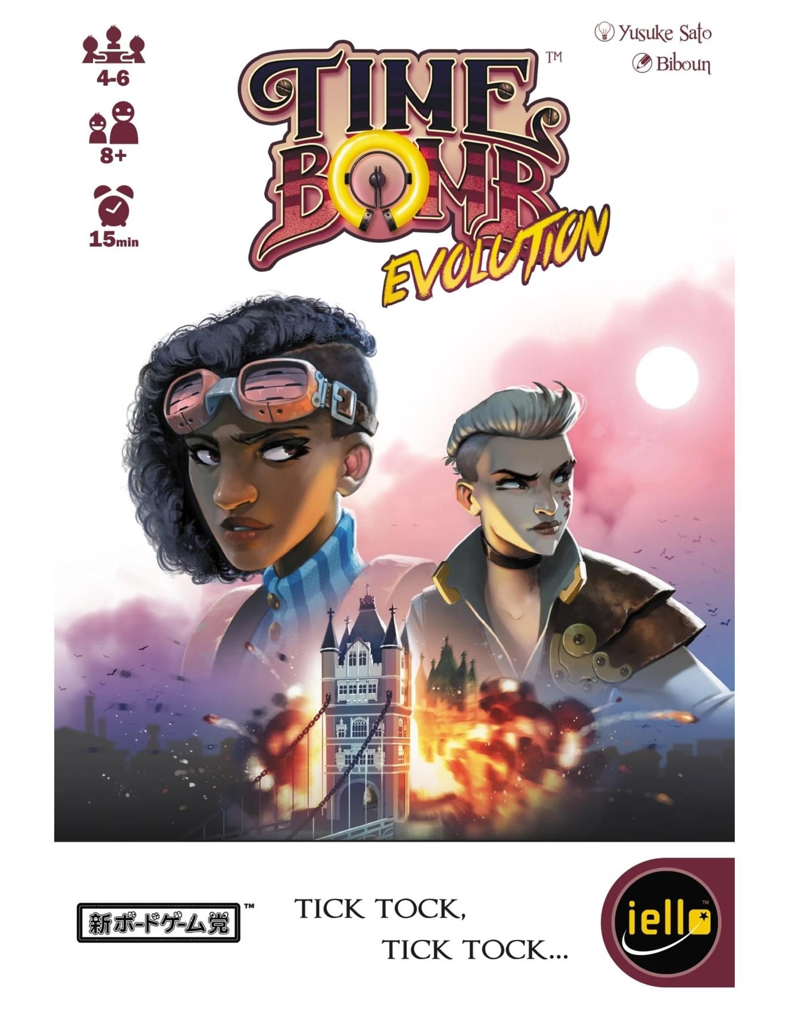 iello Time Bomb Evolution